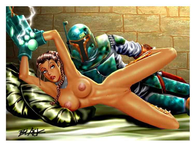 wardrobe costume princess leia slave malfunction Friday the 13th game ass