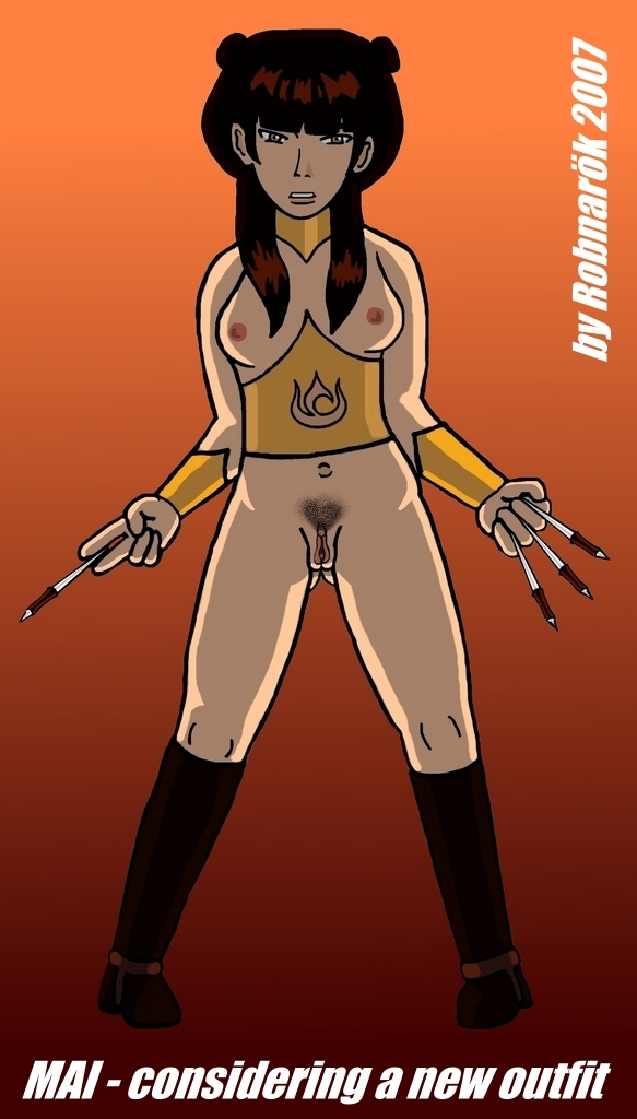 last avatar the mai airbender Dr. two-brains