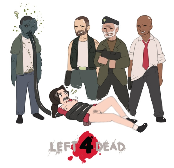 boomer left 4 dead from American dad hayley porn gif