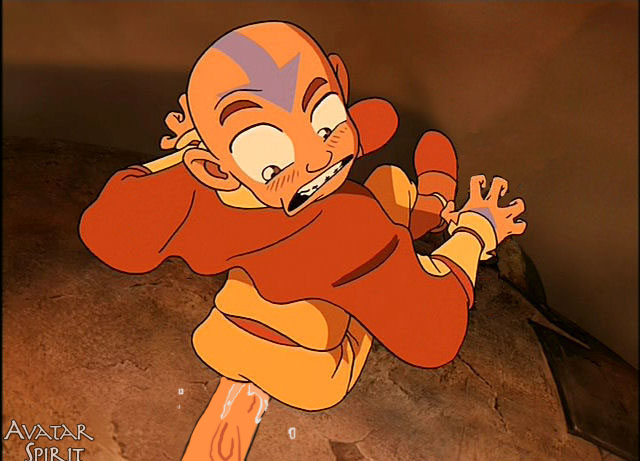 porn the aang last airbender My very own lith images