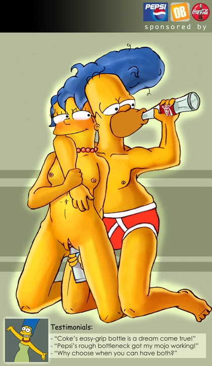 of marge pics simpson nude How heavy are the dumbbells you lift