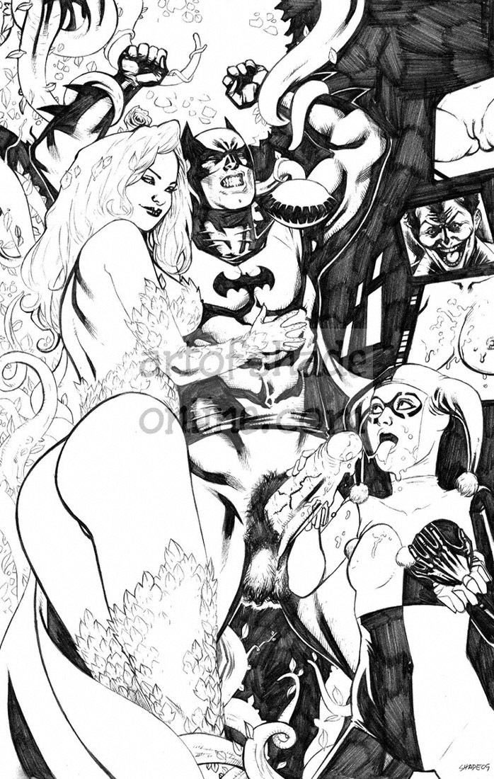 porn harley and quinn nightwing Tim the bear cleveland show