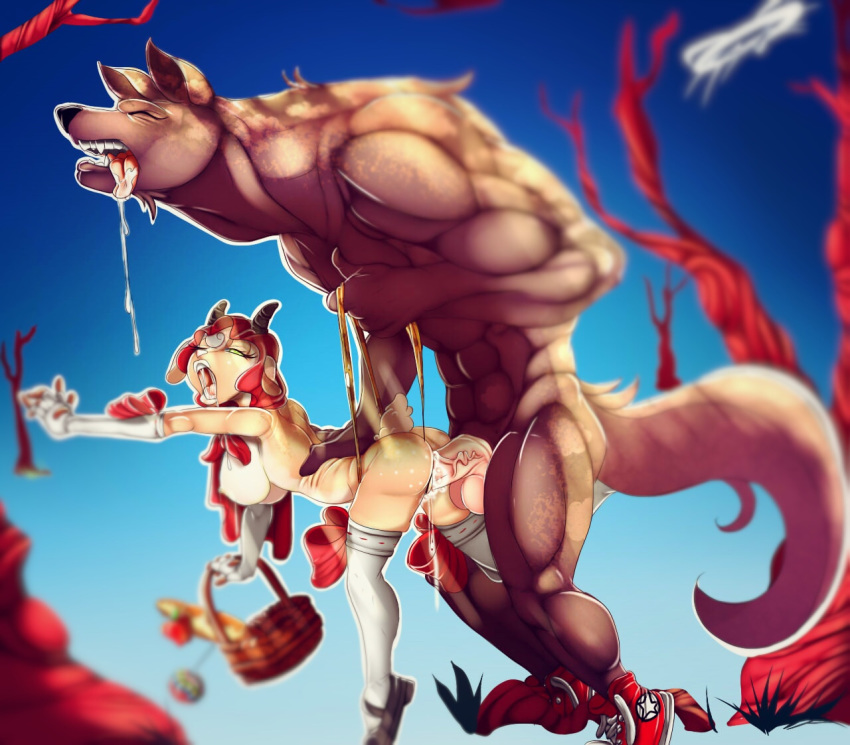 red little vore riding hood Final fantasy xii