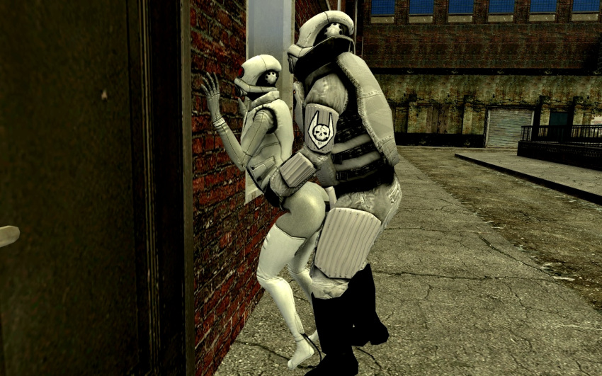 (half-life) combine Nute gunray is that legal