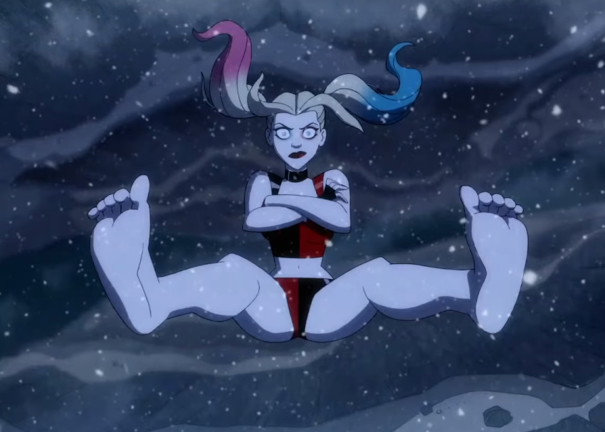 nightwing quinn and porn harley Star vs the forces of evil queen eclipsa