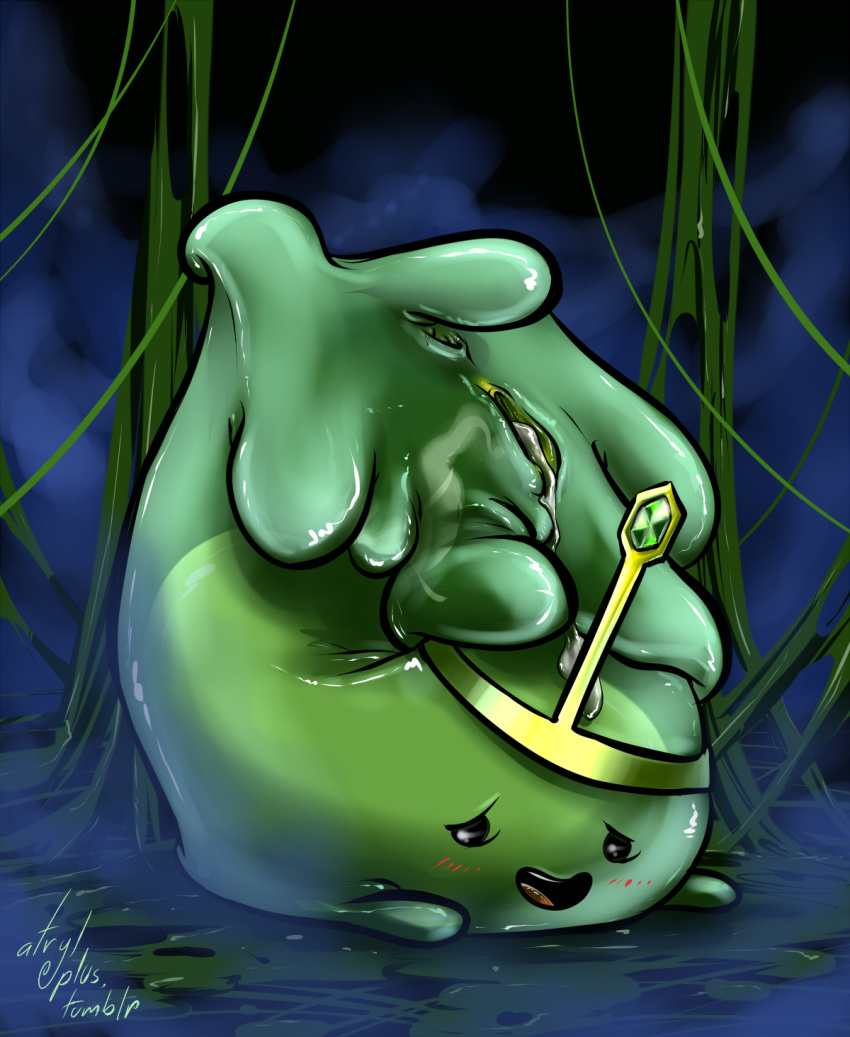 a slime nude as that got reincarnated i time Scooby doo ears and tail